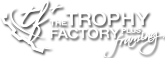 official trophy factory logo