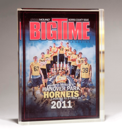 Sublimation Rectangle – Personalize Your Award with Four-Color Reproduction