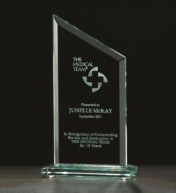 Zenith Summit Glass Award