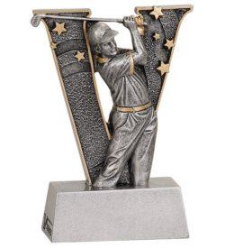 5 inch Male Golf V Series Resin