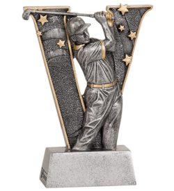 6 inch Male Golf V Series Resin