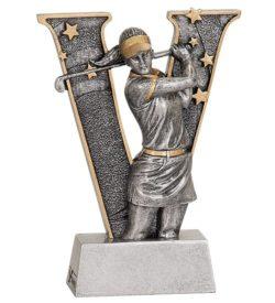 6 inch Female Golf V Series Resin
