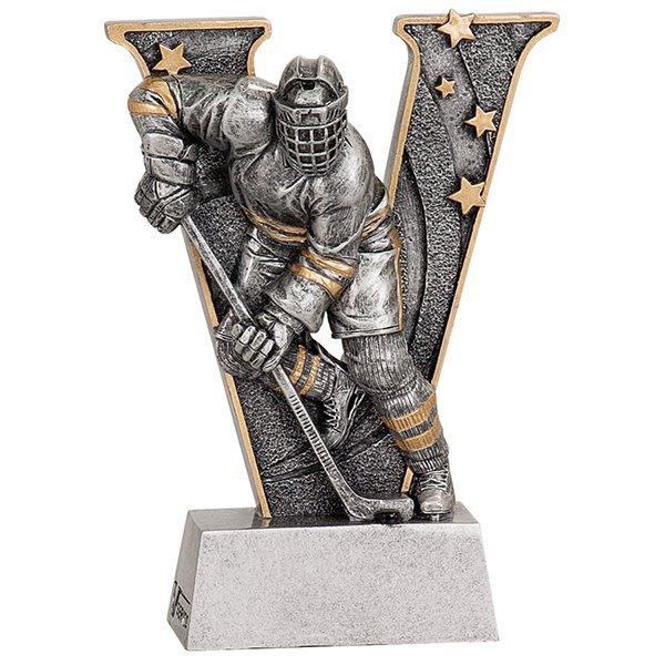 6 inch Hockey V Series Resin
