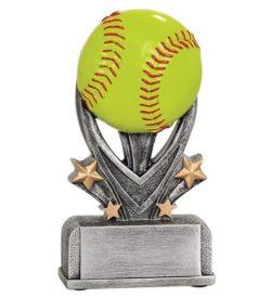 5 1/2 inch Softball Varsity Sport Resin