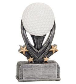 7 inch Golf Varsity Sport Resin