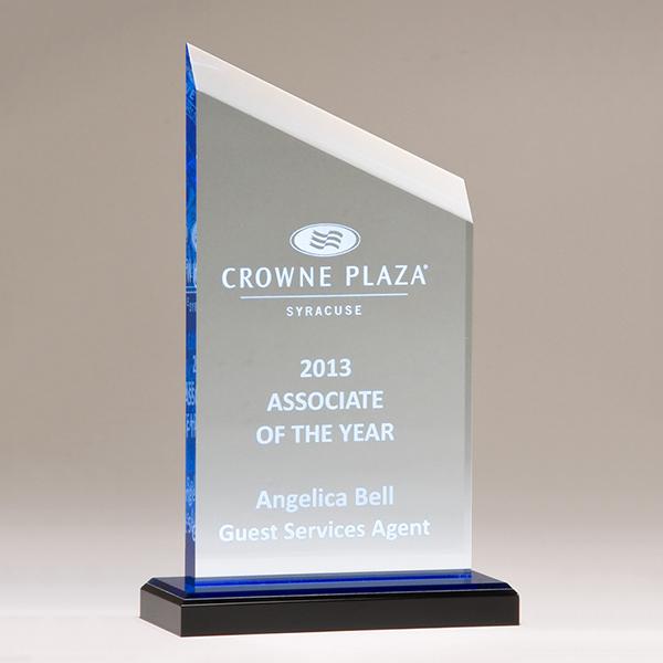 Zenith Acrylic Award