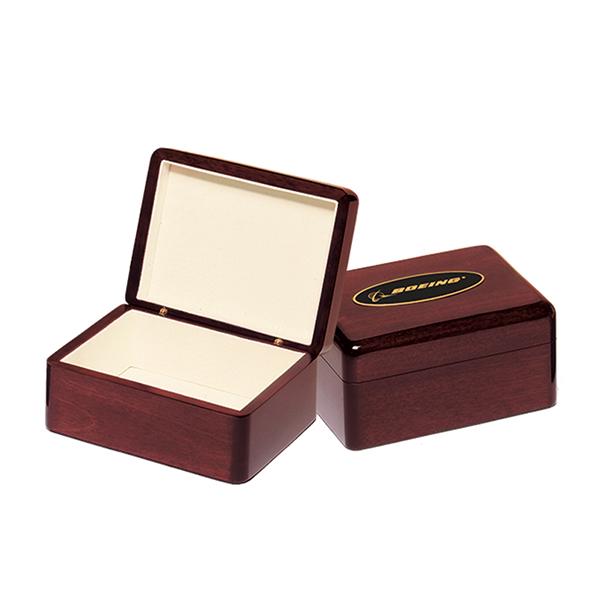 Rosewood Piano Finish Jewelry Box